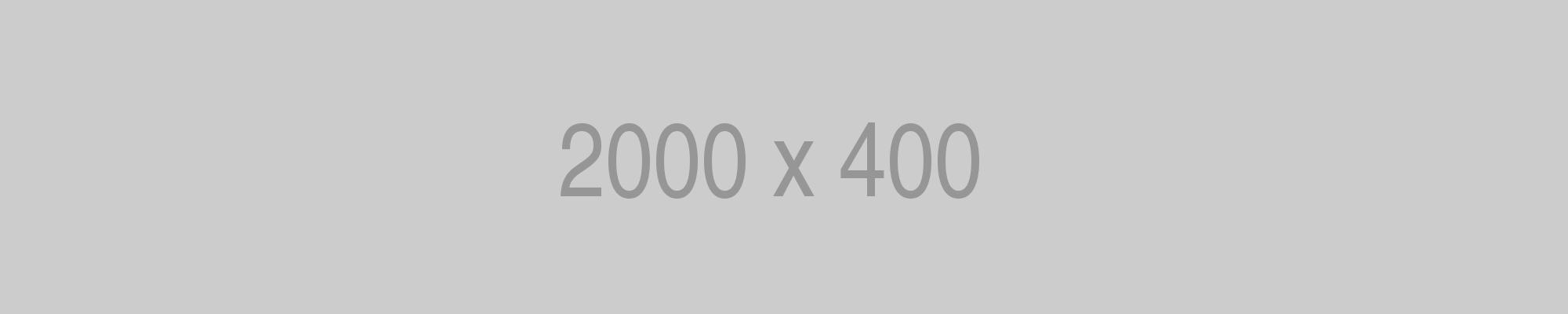 Placeholder Image - 2000x400